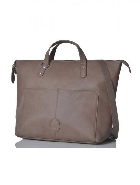 PacaPod  Saunton Changing Bag in Latte