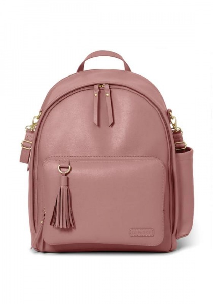 Skip Hop Greenwich Backpack in Rose