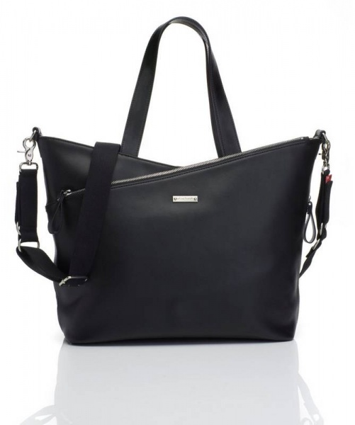 Storksak Lucinda  Changing bag in black