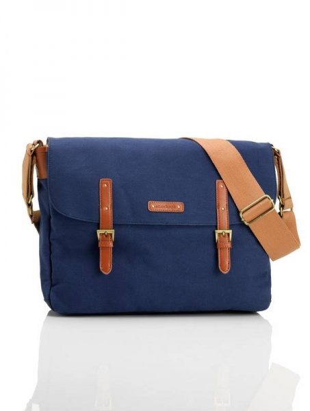 Storksak Ashley Blue Changing Bag