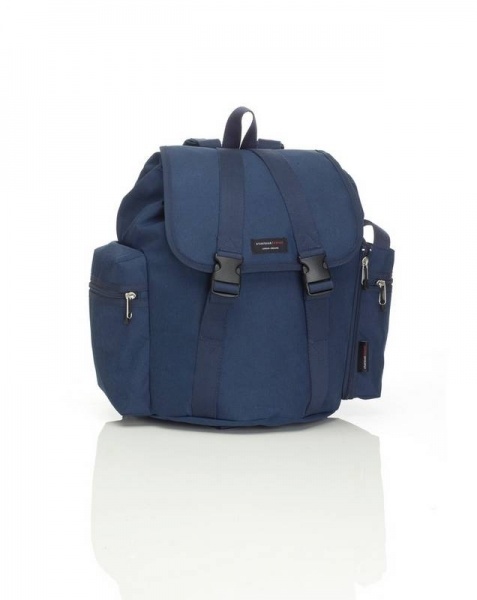Storksak Travel Backpack bag in Navy