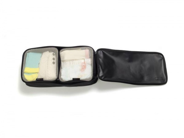 Storksak Travel Packing Block in Black