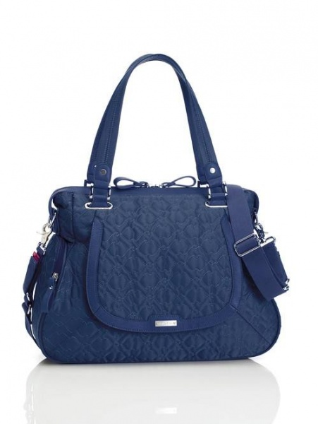 Storksak Anna Navy Changing Bag