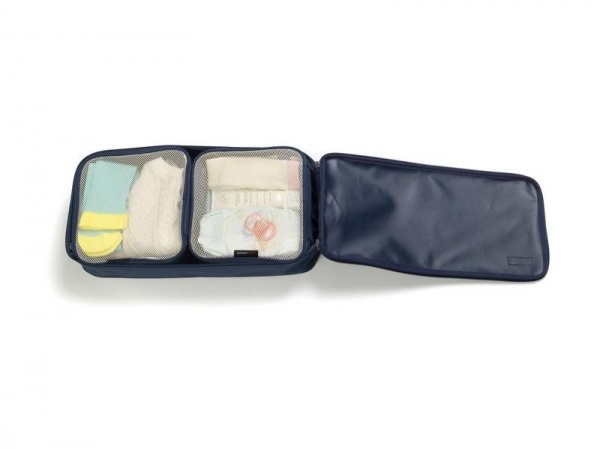Storksak Travel Packing Block in Navy