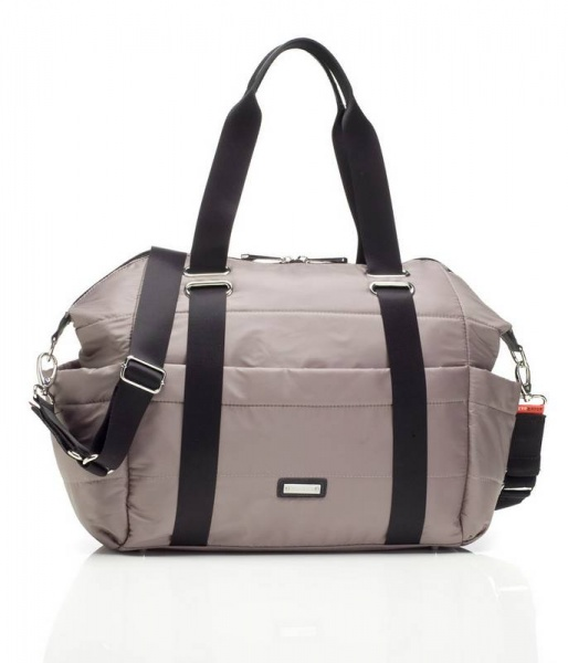 Storksak Sandy in Taupe Changing bag