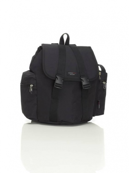 Storksak Travel Backpack in Black