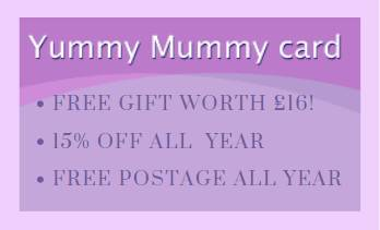 VIP Yummy Mummy Card