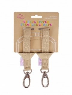 Pink Lining Stroller Clips