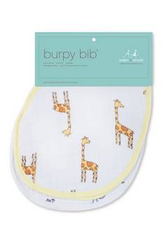 Aden + Anais Jungle Burp Bibs jungle