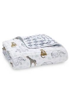 Aden + Anais  Dream Blankets Jungle