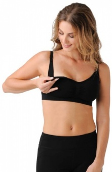 Belly Bandit Bandita Bra in Black
