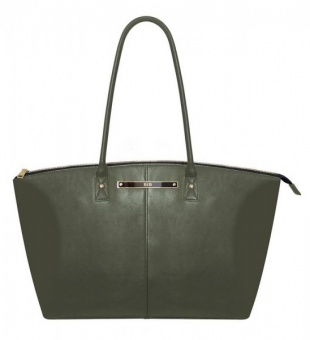 Born in Britain Wyn tote in Khaki