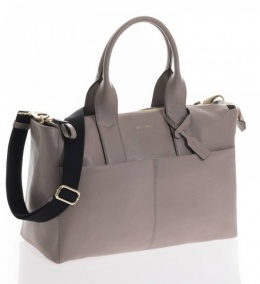 Jem + Bea Jemima Changing bag in Grey