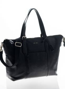 Jem + Bea Beatrice changing bag in Black