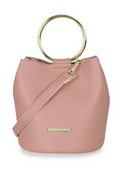 Katie Loxton  Suki bucket bag blush Pink