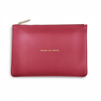 Katie Loxton Perfect Pouch Imagine and Inspire