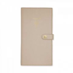 Katie Loxton Travel Wallet Taupe