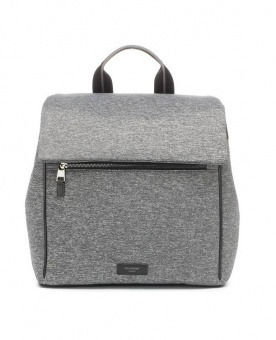 Storksak St James Scuba Grey Marl Changing bag