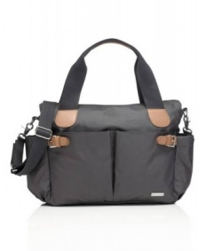 Storksak Kay Changing Bag in Grey