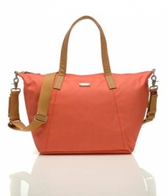 Storksak Noa Changing bag in Coral