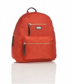 Storksak Charlie  in Orange Changing bag