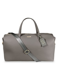Katie Loxton Weekend Holdall Bag Charcoal