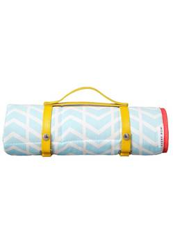 Avery Row Mat Go everywhere Sky Blue Mat