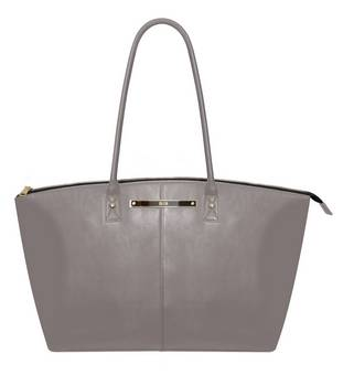 Born in Britain Wyn tote in Mink