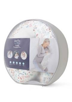Purflo  pregnancy support pillow Botanical
