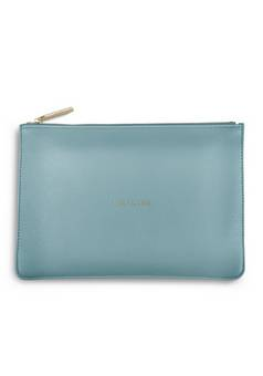 Katie Loxton Perfect Pouch in Teal