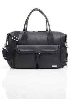 Storksak Charlotte  Changing Bag in Black