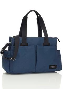 Storksak Travel Shoulder bag in Navy