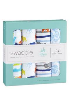 Aden + Anais Disney Jungle Book 4 pack Swaddle