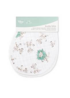 Aden + Anais Disney Lion King  Burpy Bibs
