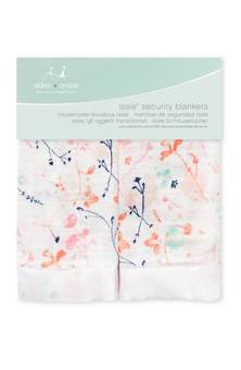 Aden + Anais Issie Security  Blankets Petal blooms