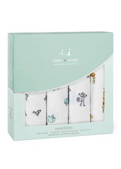 Aden + Anais Jungle Jam  Muslin Swaddles