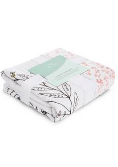 Aden + Anais  Dream Blankets Bird Song