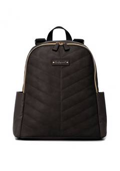 Babymel Black Gabby Changing bag