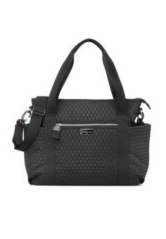 Babymel Cara light  Black Scuba  Changing bag