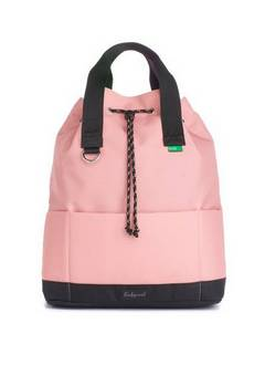 Babymel Rose top and tail backpack