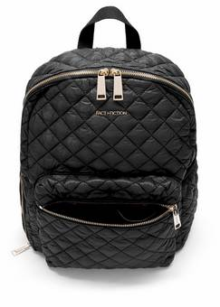 Fact and Fiction Citie Quilted Changing bag