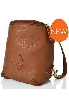 PacaPod Freedom Tan Leather Pod