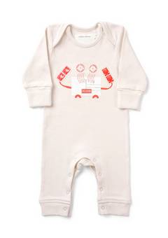 From Babies with Love Crab Babygrow