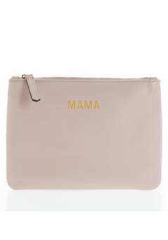 Jem + Bea Mama Clutch in Blush