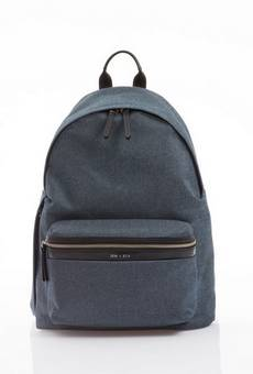 Jem + Bea Jamie backpack Indigo Denim Changing bag