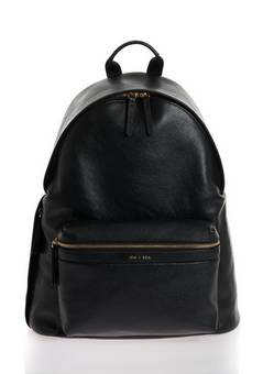 Jem + Bea Jamie backpack in leather