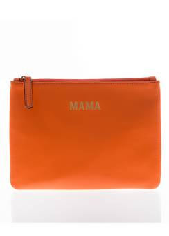 Jem + Bea Mama Clutch in Orange