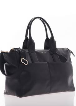 Jem + Bea Jemima Changing bag in black