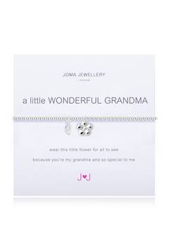 Joma Jewellery A Little Wonderful Grandma