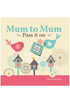 Journals of a Lifetime Mum to Mum